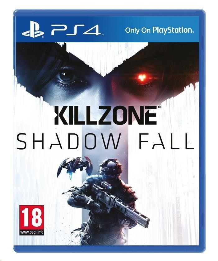 Hry na Playstation SONY PS4 hra Killzone: Shadow Fall nd Son