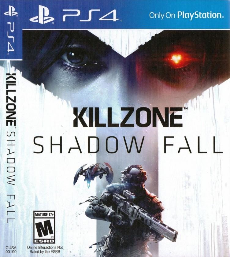 Hry na Playstation SONY PS4 hra Killzone: Shadow Fall