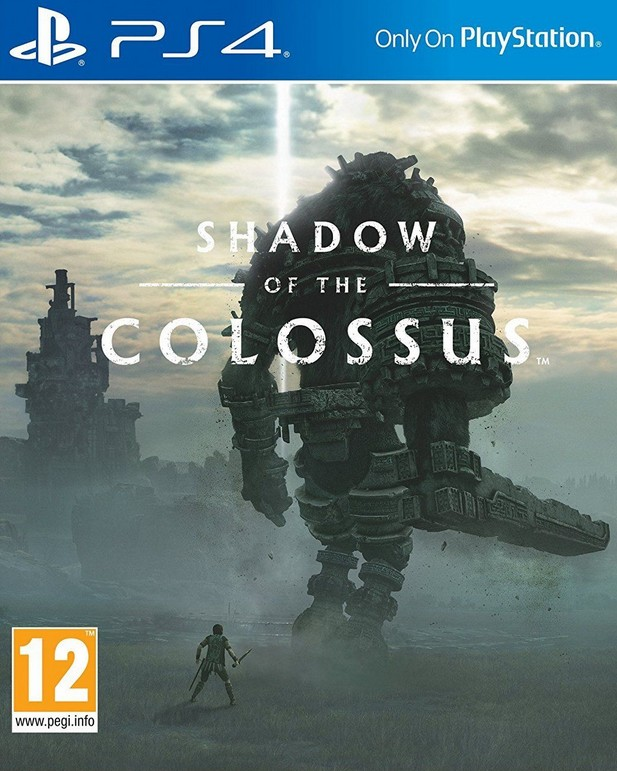 Hry na Playstation SONY PS4 hra Shadow of Colossus - PS719352778