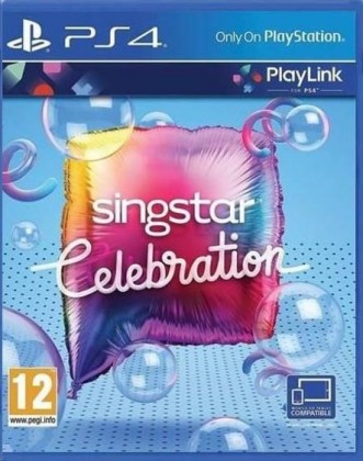 Hry na Playstation SONY PS4 hra SingStar Celebration