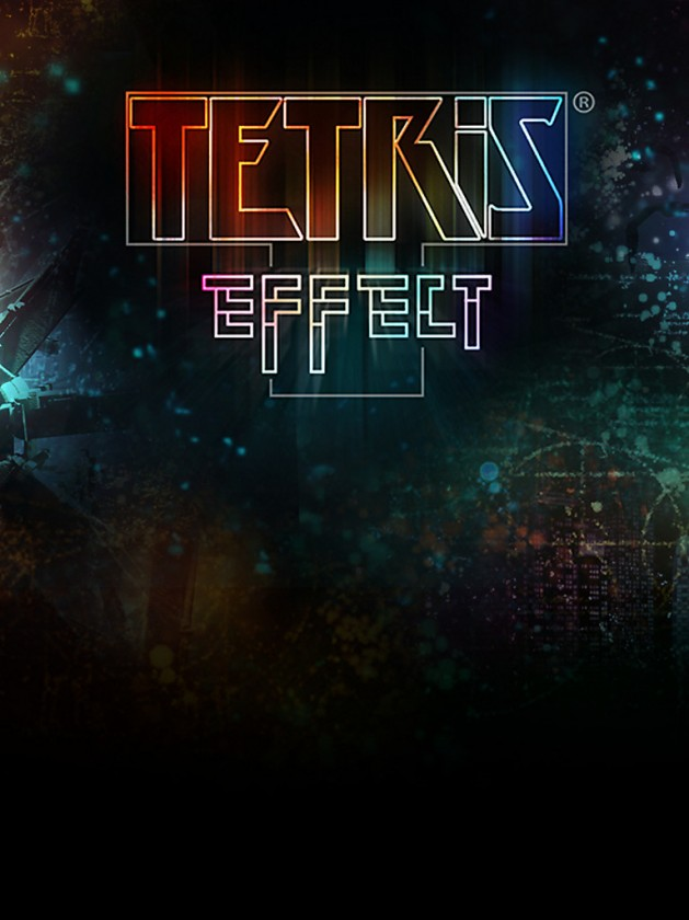 Hry na Playstation SONY PS4 hra Tetris Effect