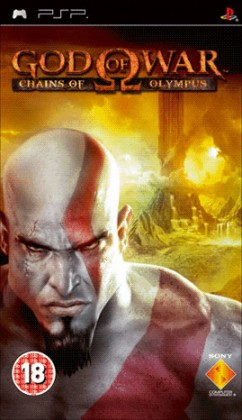 Hry na Playstation  SONY PSP hra God of War: Chains of Olympus (ESN)