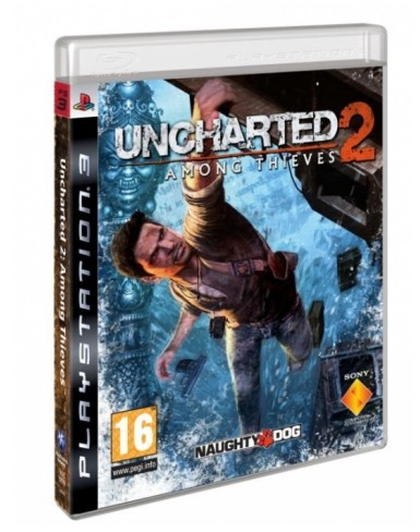 Hry na Playstation  Uncharted 2: Among Thieves (PS3), PS719195566