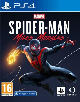Hry na PS4 Hra PlayStation 4 Marvel's Spider-Man: Miles Morales