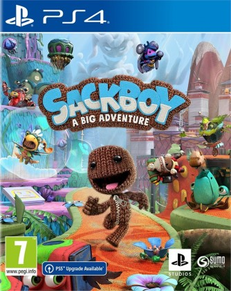 Hry na PS4 Hra PlayStation 4 Sackboy A Big Adventure! (PS4)/EAS