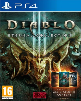 Hry na PS4 PS4 hra - Diablo III Eternal Collection