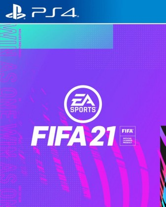 Hry na PS4 PS4 hra - FIFA 21 Champions Edition