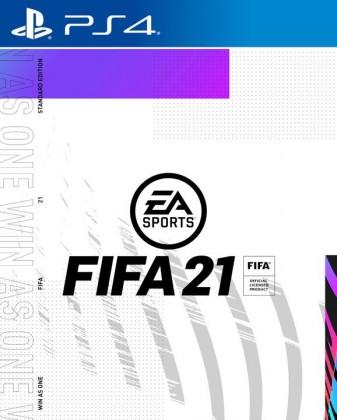 Hry na PS4 PS4 hra - FIFA 21
