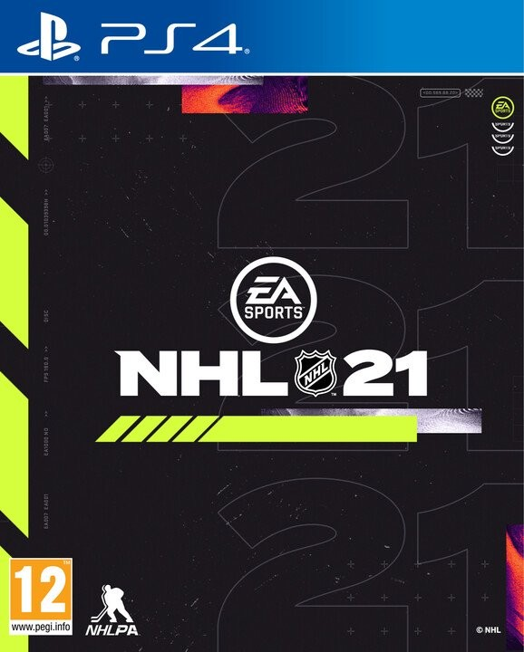 Hry na PS4 PS4 hra - NHL 21