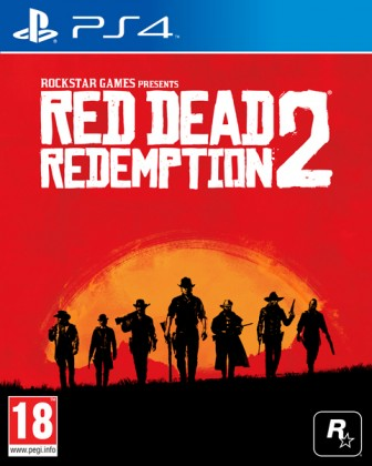 Hry na PS4 PS4 hra - Red Dead Redemption 2