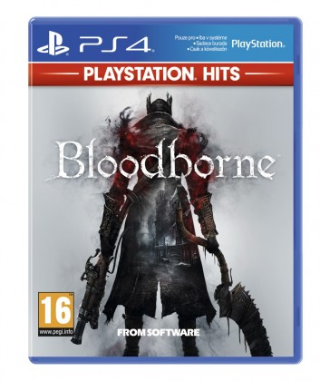 Hry na PS4 SONY PS4 hra Bloodborne