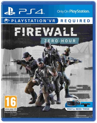 Hry na PS4 SONY PS4 hra Firewall: ZERO HOUR VR