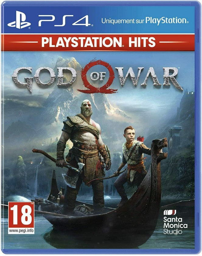 Hry na PS4 SONY PS4 hra God of War