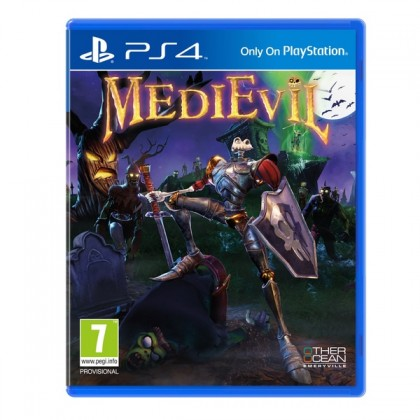 Hry na PS4 Sony PS4 hra MediEvil