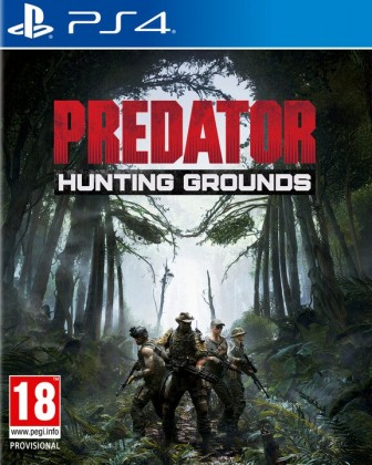 Hry na PS4 SONY PS4 hra Predator: Hunting Grounds