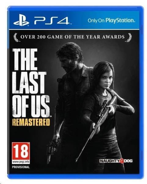 Hry na PS4 SONY PS4 hra The Last of Us
