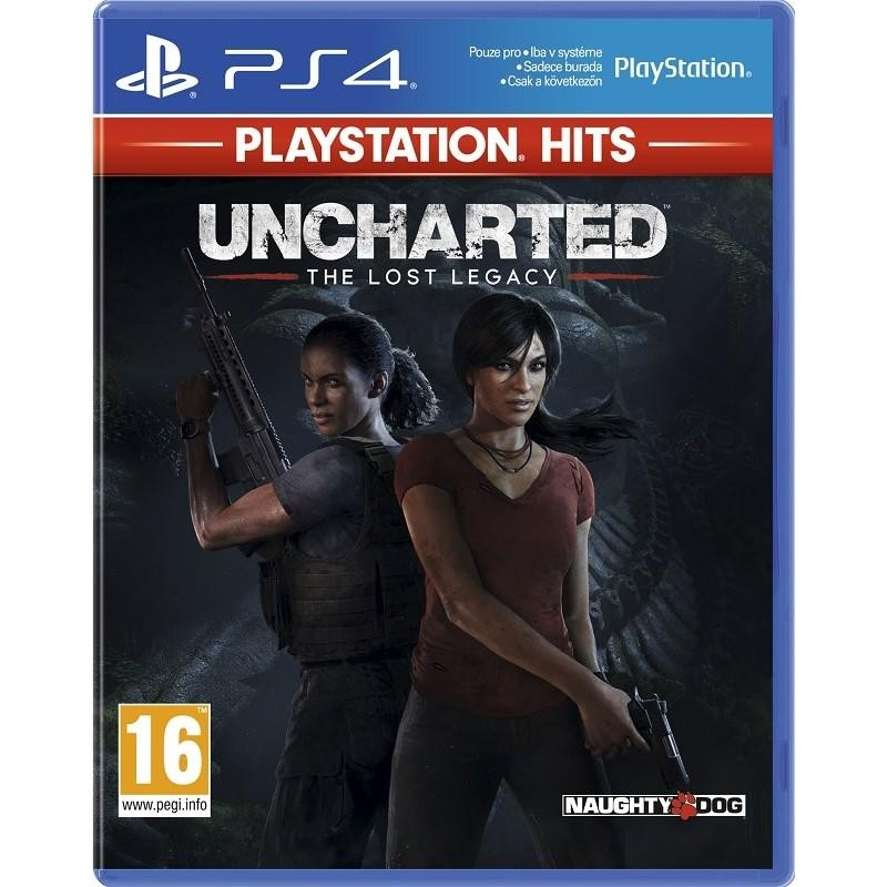 Hry na PS4 Sony PS4 hra Uncharted The Lost Legacy
