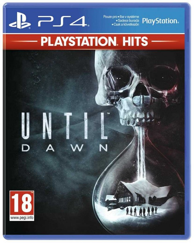 Hry na PS4 SONY PS4 hra Until Dawn