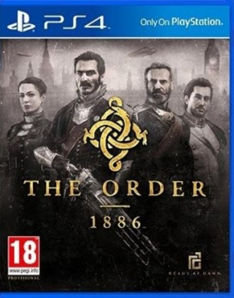 Hry na PS4 The Order 1886 (PS4) PS719284994