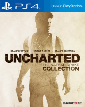 Hry na PS4 Uncharted The Nathan Drake Collection (PS719711414)