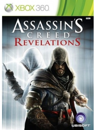 Hry na XBOX  Assassins Creed Revelations (X-Box 360), USX200823