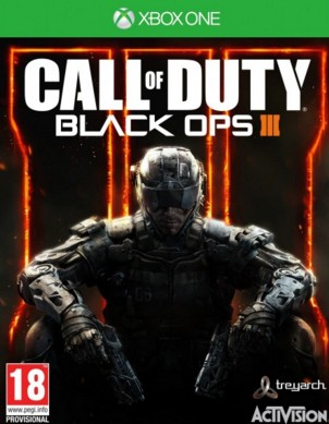 Hry na XBOX Call of Duty: Black Ops 3