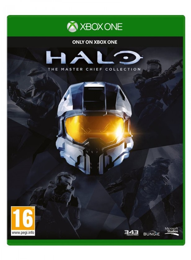 Hry na XBOX HALO: The Master Chief Collection