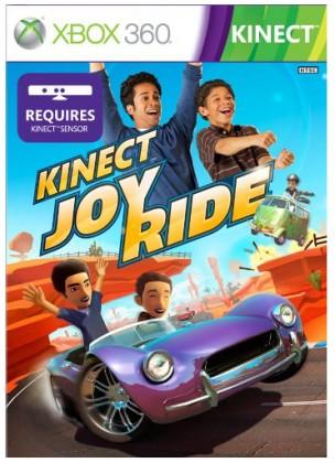 Hry na XBOX  Microsoft XBox 360 Joy Ride /Kinect/