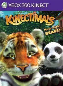 Hry na XBOX  Microsoft XBox 360 Kinectimals Bears /Kinect/