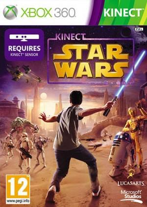 Hry na XBOX  Microsoft XBox 360 Star Wars /Kinect/