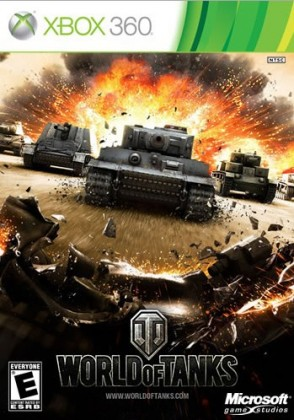 Hry na XBOX MS XBOX 360 hra - World of Tanks Combat Ready