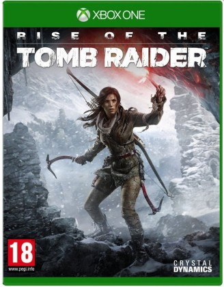 Hry na Xbox One Rise of the Tomb Raider