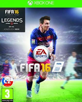 Hry na Xbox One Xbox One - FIFA 16