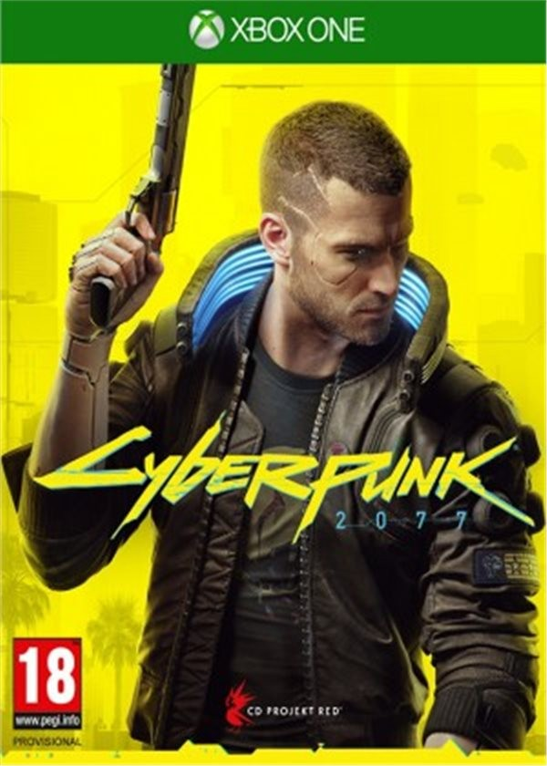 Hry na XBOX XBOX hra - Cyberpunk 2077