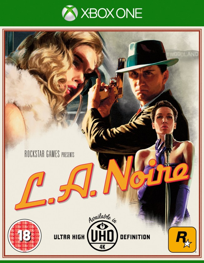 Hry na XBOX Xbox One - L.A. Noire (5026555359696)