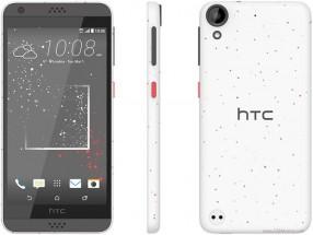 HTC Desire 530, biela