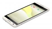HTC Desire 650 Light Lime, žltá