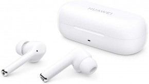 Huawei Bluetooth sluchátka FreeBuds 3i White