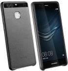 HUAWEI kožené puzdro pre Huawei P9 Lite, čierna