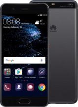 Huawei P10 DS, čierna
