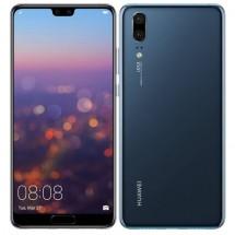 Huawei P20 Dual Sim Blue + Chytrý náramok  + Chytrá váha