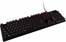 HyperX Alloy FPS herní mechanická klávesn. červená