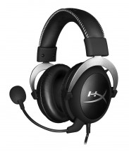 HyperX Cloud Gaming Headset - Silver