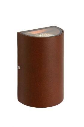 Hyro - nástenné osvetlenie, 2x5W, LED (bronzová)