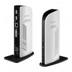 i-Tec USB 3.0 Docking Station Advance DVI Full HD U3DVIDOCKL
