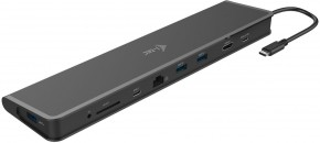i-Tec USB 3.1 USB-C HDMI Flat Docking station ROZBALENÉ