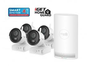 iGET HOMEGUARD HGNVK68004 Bezdrôtový kamerový systém na batérie