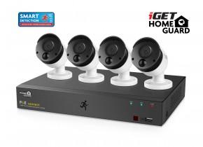 iGET HOMEGUARD HGNVK85304 Kamerový systém,set NVR