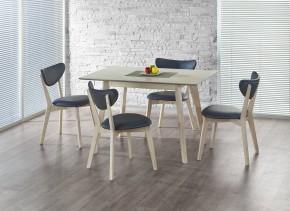 Iglo - Jedálenský stôl 120x75 cm (bielené drevo)