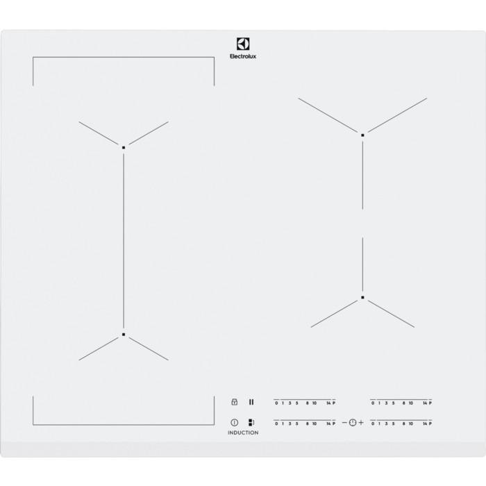 Indukčná doska Indukčná varná deska Electrolux 700 FLEX Bridge EIV63440BW